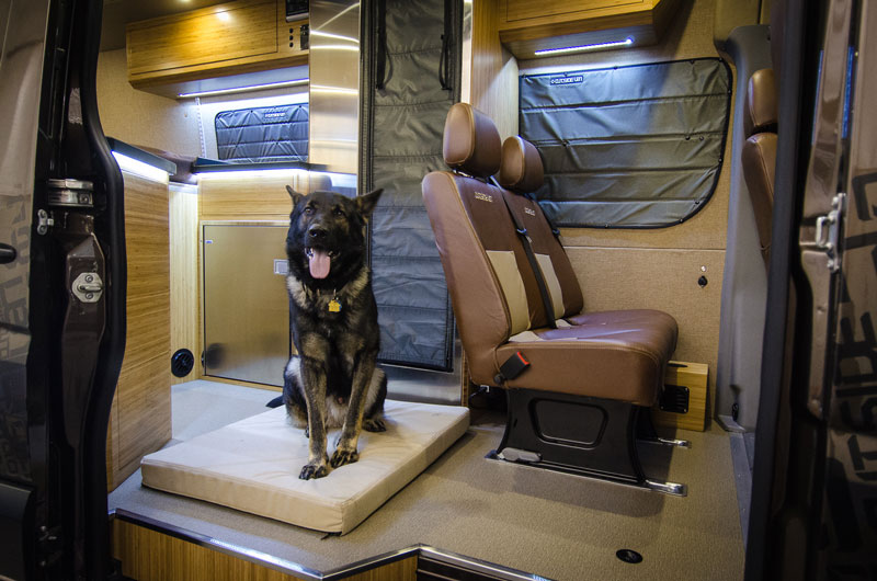 Sportsmobile 4x4 For Sale >> Outside Van 6   Gearminded
