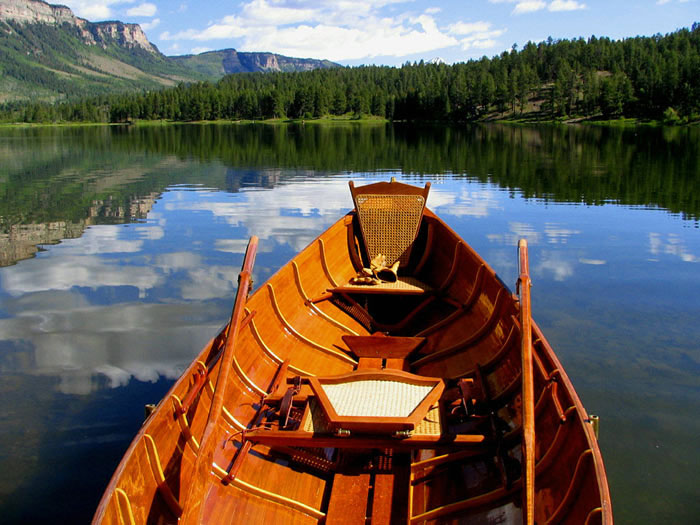 Adirondack Guideboats Gearminded