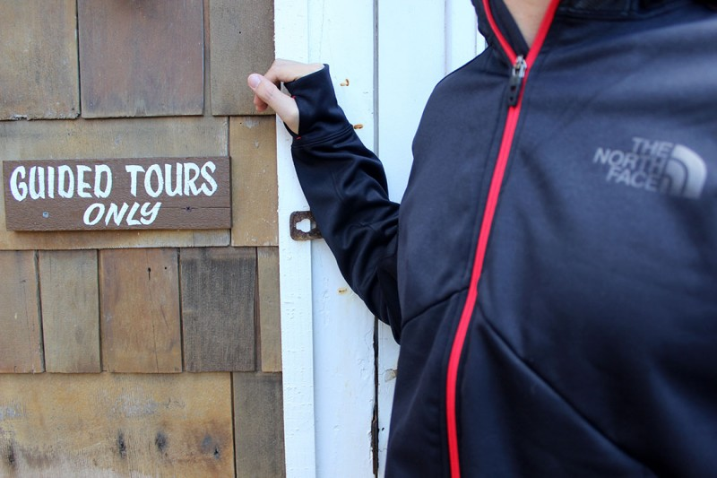 The North Face Ampere Full Zip Hoodie Review | Gearminded