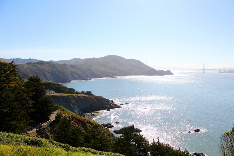 Golden Gate Headlands