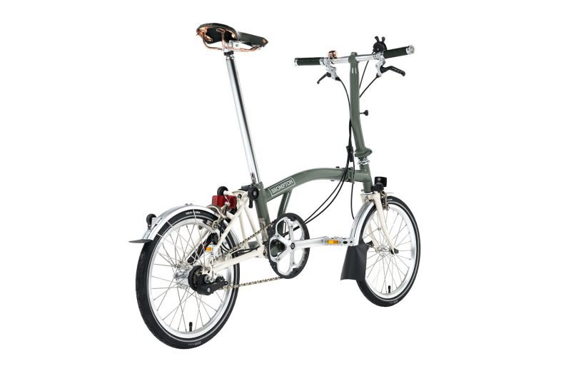 Brompton Bikes Brooks England Special Edition