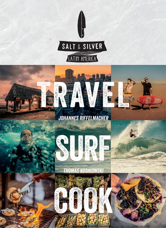 Salt and Silver Book