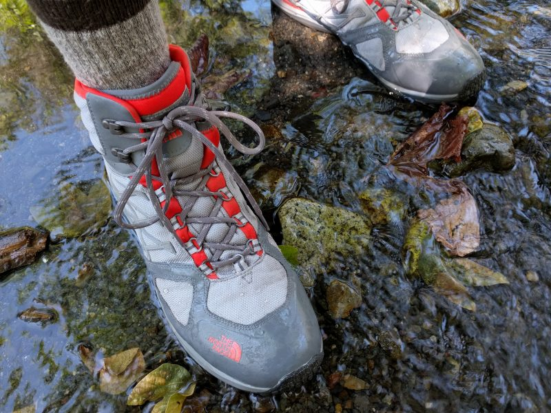 TNF Backpacking Boots - Gearminded.com