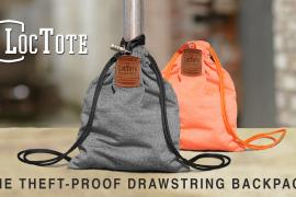 Flak Sack Lockable Tote Bag
