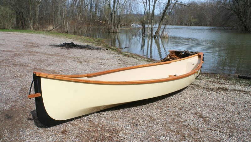 Adirondack Guideboat Handcrafts 34lb Ultra Light Solo