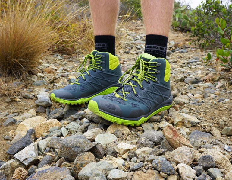 The North Face Hiking Boots. The North Face Ultra Fastback II Mid