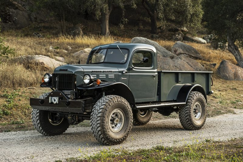 Dodge power wagon conversion