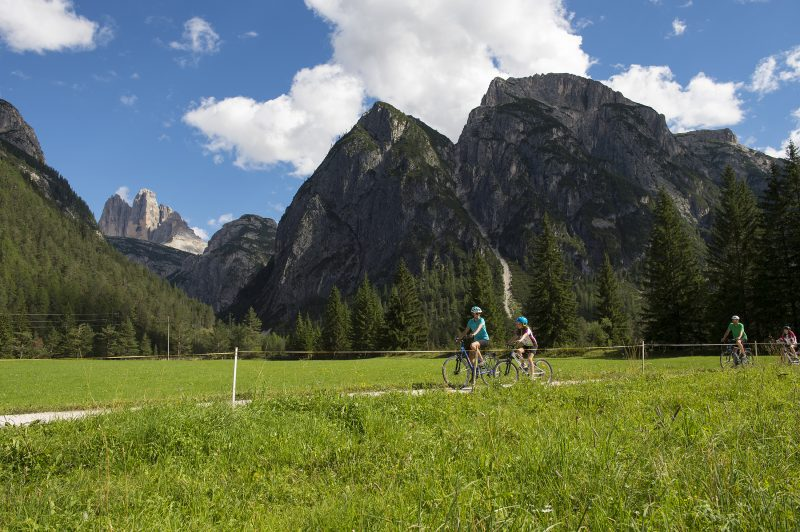 Dolomites Cycling Trips