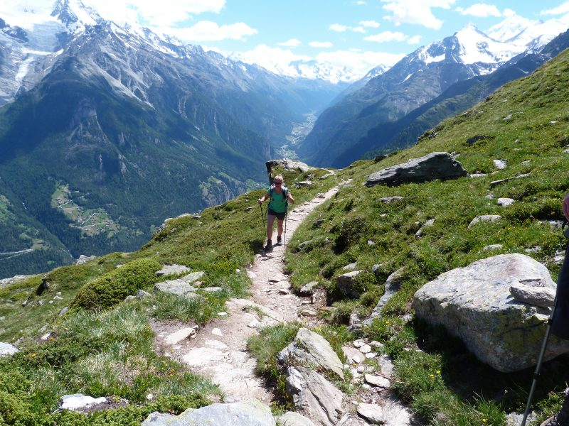 Hiking Mont Blanc