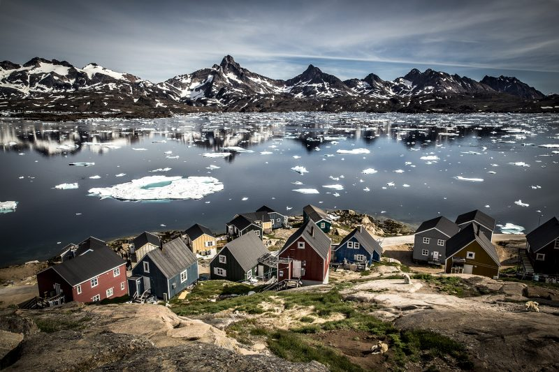 Greenland Summer Travel
