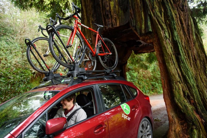 Zipcar and Yakima partnership