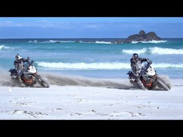 Western Australia Adventure With the KTM 1190R