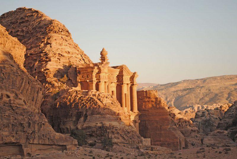 Monastry, Petra