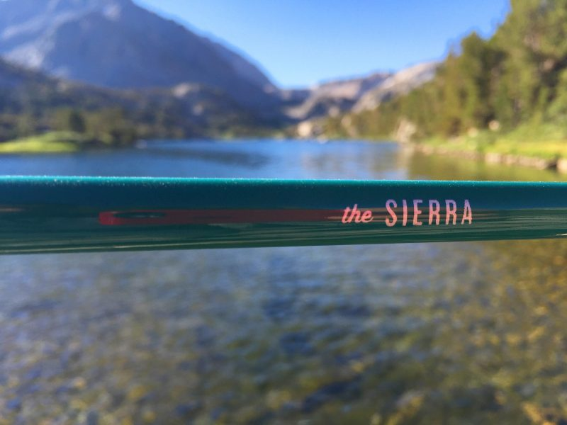 Tenkara Sierra Fly Fish Rod