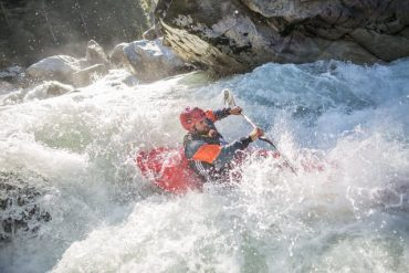 Daredevils Paddle the Toughest Whitewater Routes