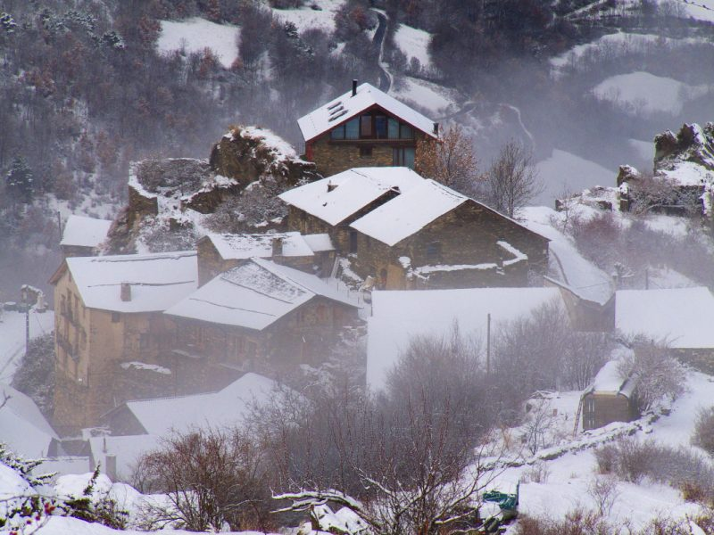 Ski trips in the Pyrenees