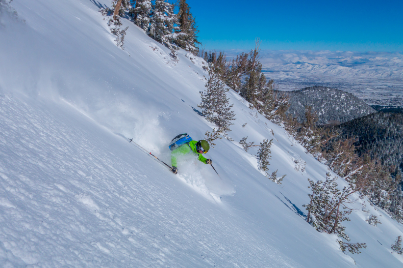 California and Nevada local ski resorts