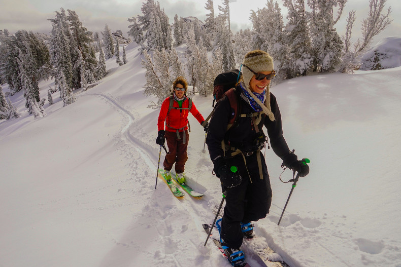 Lake Tahoe local ski resorts