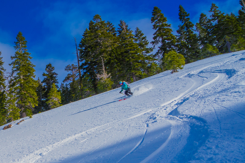 local ski resorts in Lake Tahoe