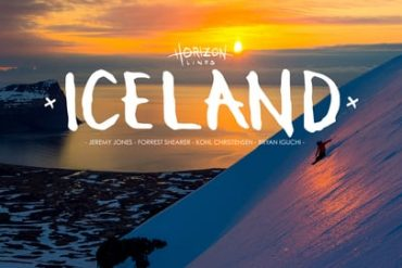 Snowboard, Surf and Sail: Iceland