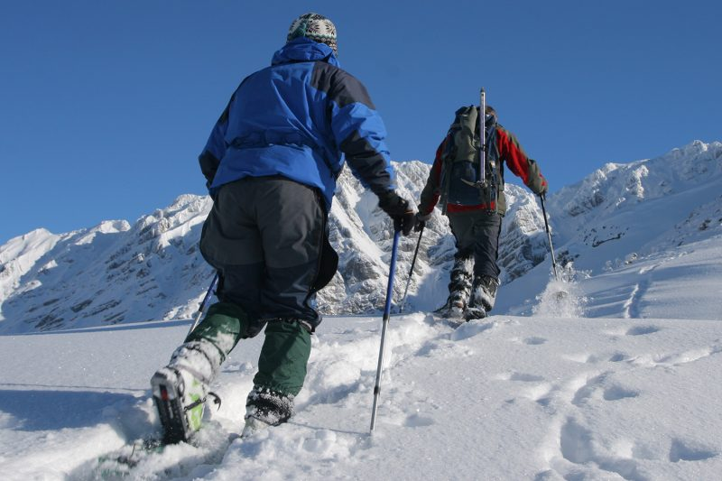 Southern Alps Snowshoe