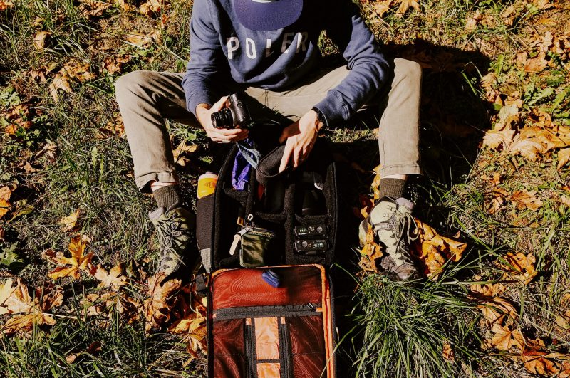 Poler Camera Bag