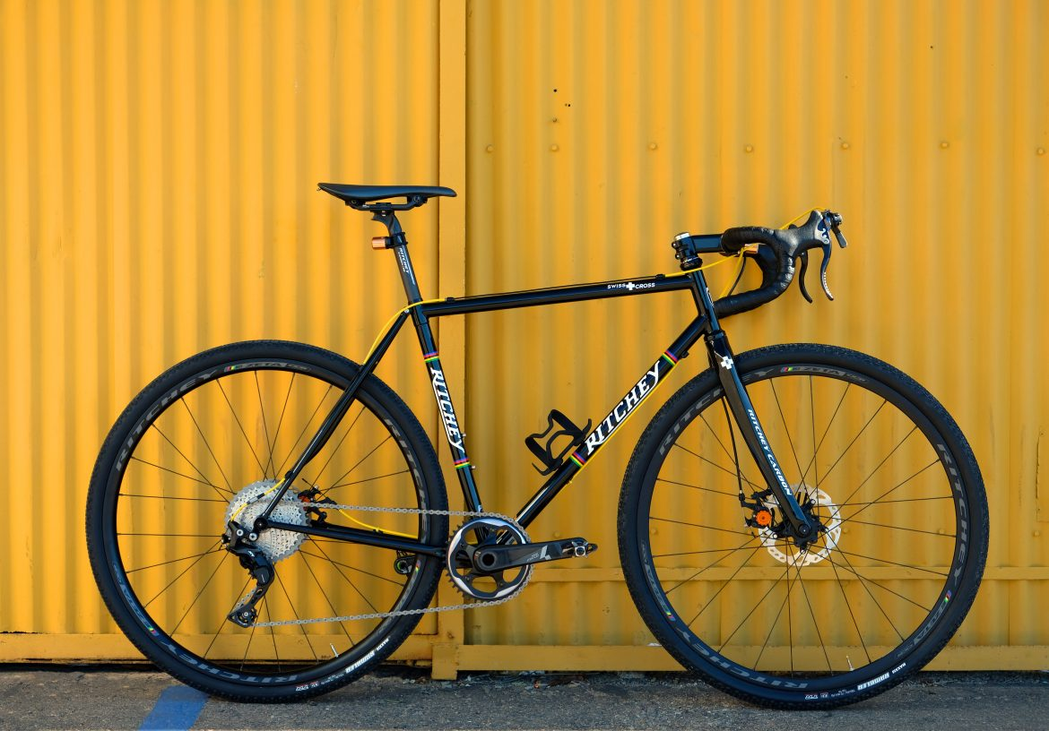 Gravel Bike Build Ritchey Swiss Cross Disc Gearminded
