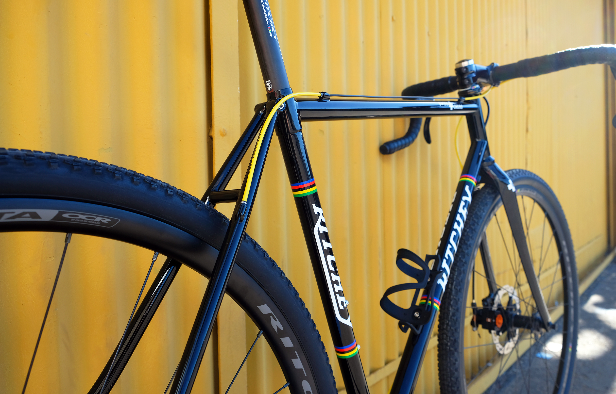 Gravel Bike Build: Ritchey Swiss Cross Disc | Gearminded