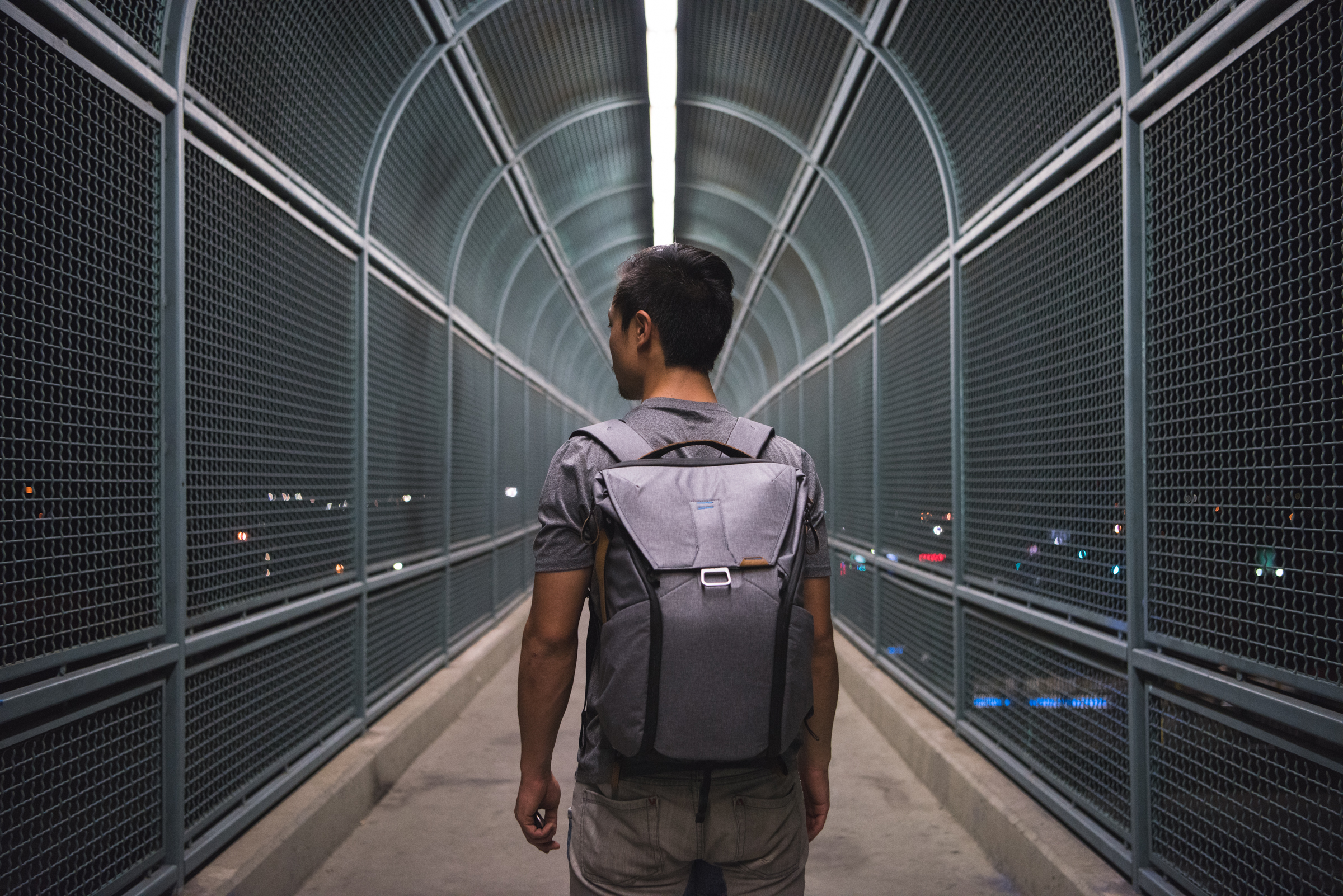 peak design everyday backpack 20l  photo review