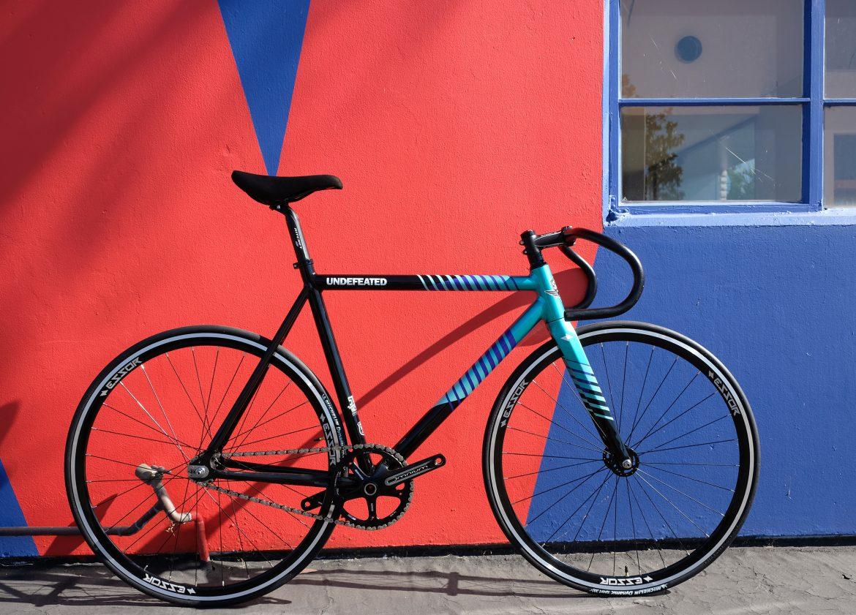 State Undefeated II Track Bike