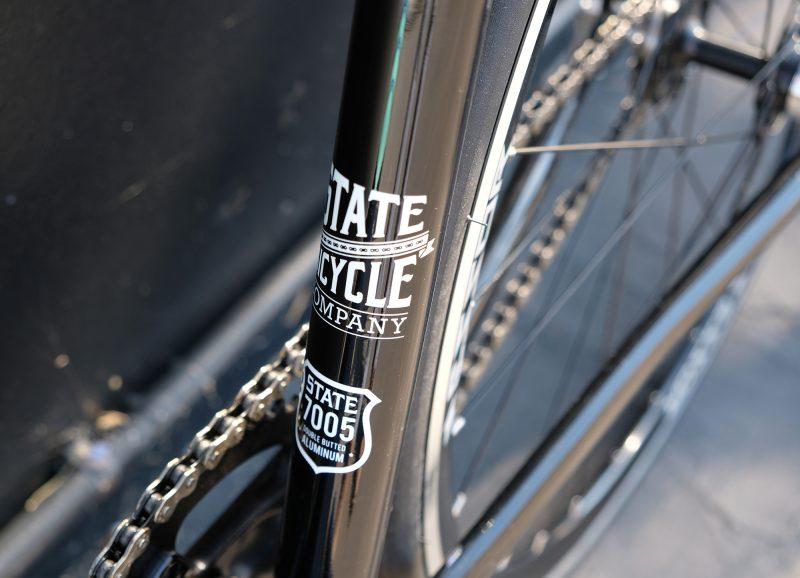 State Undefeated II Aluminum Frame
