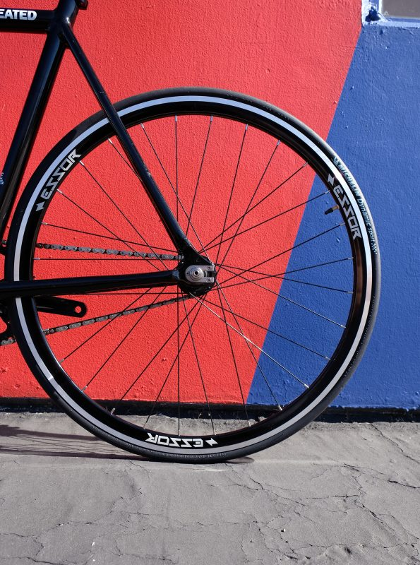 Essor USA Bolt 31 Track Wheelset