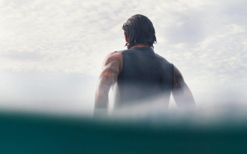 Longboard surfing photo Mar Cubillos