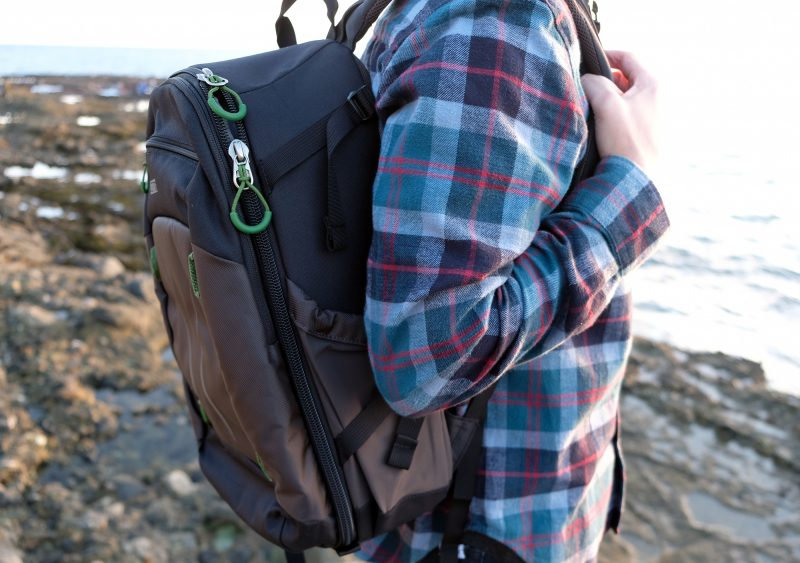 New Camera bag review on the MindShift Gear TrailScape 18L