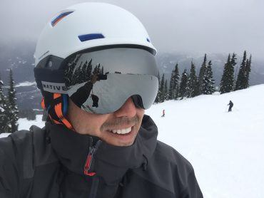 Native Eyewear Backbowl Goggle in Whistler