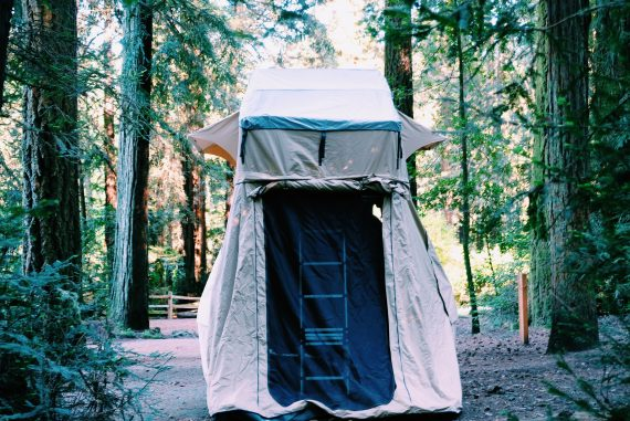 Tepui roof-top tent