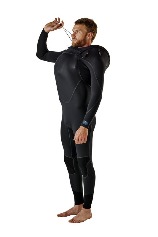 Personal Surf Inflation (PSI) Vest Patent Program