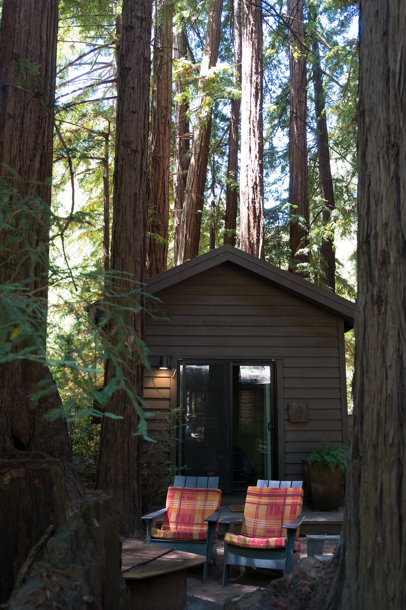 Glen Oaks Big Sur Cabins