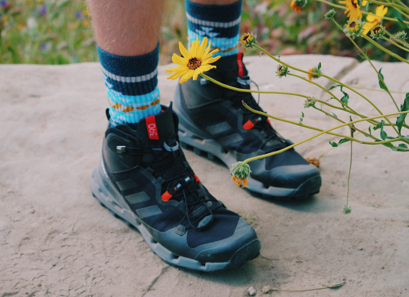 Adidas hiking boots Gearminded.com