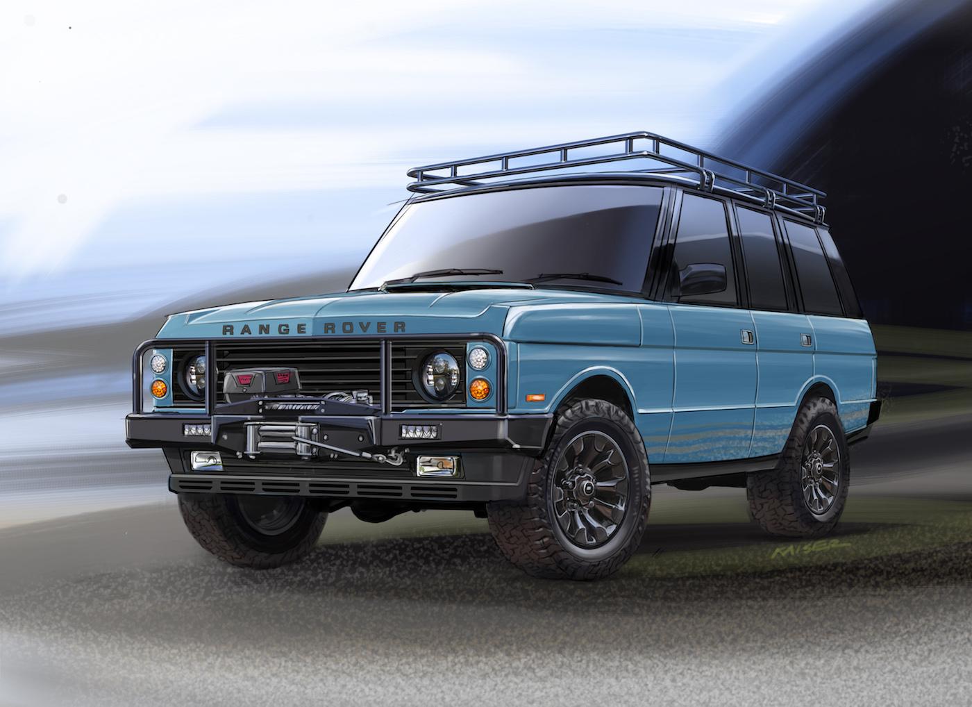 east coast defender builds range rover classics gearminded