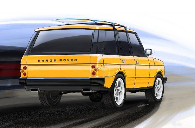 Custom Range Rover Gearminded.com