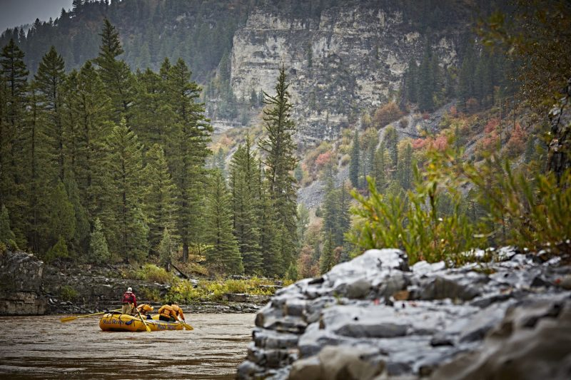 Mad River Whitewater River-Rafting Experience