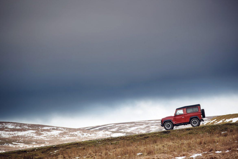 Classic Land Rover Defender Gearminded.com