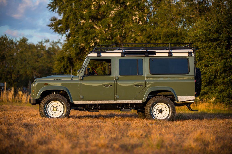 Land Rover Defender 110, Gearminded.com