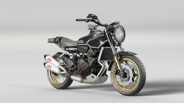 Velomacchi + Yamaha Unveil Rural Racer Project