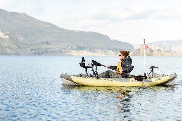Advanced Elements Fishing Kayak Gearminded.com
