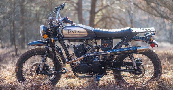 Janus Motorcycles Gearminded.com