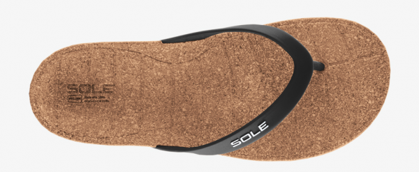 SOLE Footwear Cork Sandals