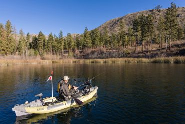 Advanced Elements Fishing Kayak Gearminded.com
