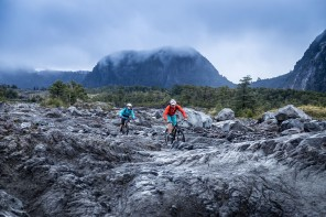 MTB Trails in Chile